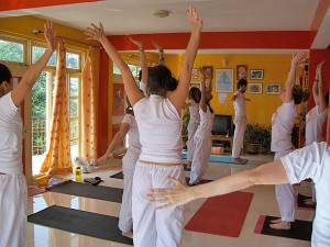 drop in yoga classes in india