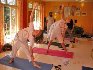 hatha yoga dropin class dharamsala