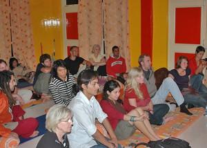 yoga training in india