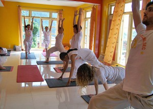 300 hour yoga training india