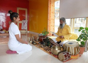 500 hour teacher training india