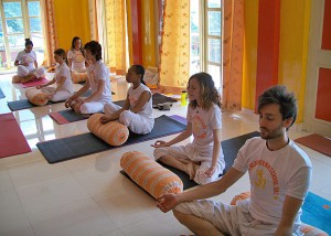 meditation therapy india