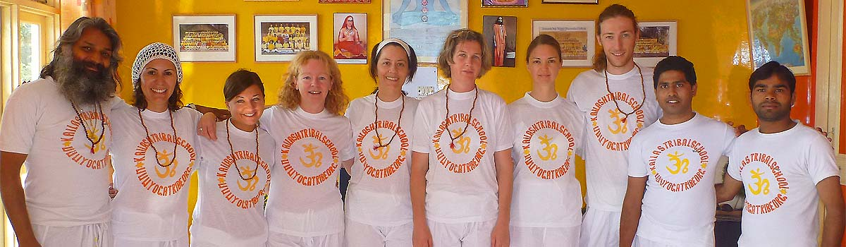 yoga teacher training by kailash yoga school dharamsala