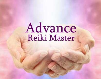 advance reiki master