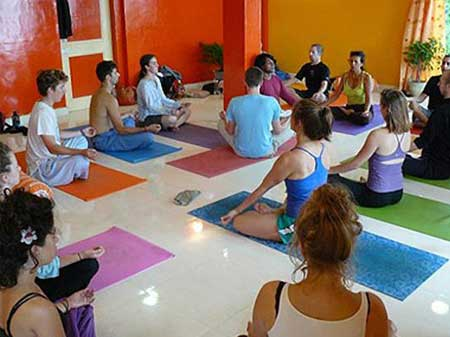 pranayama yoga course in dharamsala